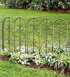Decorative rabbit fencing fence ideas Pinterest