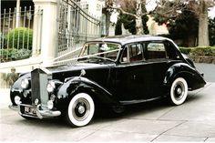 1955 Rolls Royce Silver Dawn - Black