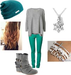 """""""Gettin cold outside"""" by zayna1993 ❤ liked on Polyvore"""