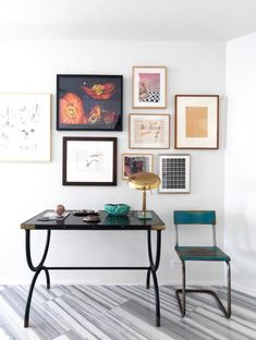 The Desk of Annabelle Seldorf in NYC