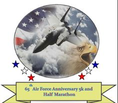 65th Air Force Anniversary 5K and Half Marathon on August 4, 2012 in Warner Robbins