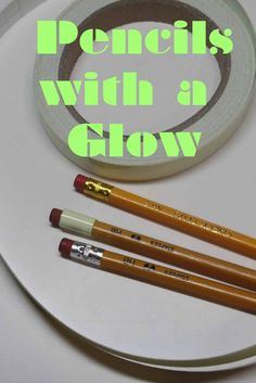 Check out this quick tip on how your child can personalize his pencils and school supplies. Will even work when the teacher turns off the lights for a demonstration. Glow in the dark.