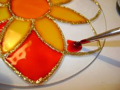 1 million+ Stunning Free Images to Use Anywhere Recycled Cd Crafts, Old Cd Crafts, Diy Resin Crafts, Crafts To Make, Arts And Crafts, Glass Painting Patterns, Glass Painting Designs, Pottery Painting Designs, Paint Designs