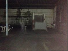 An eerie part of the prison. A few  nasty events have taken place here.
