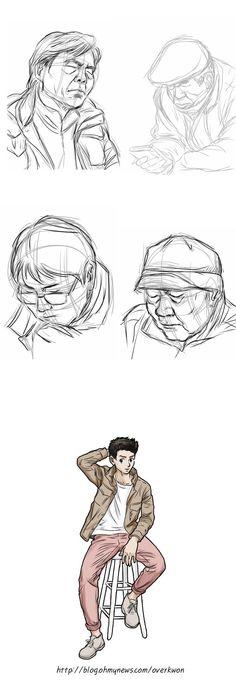 http://blog.ohmynews.com/overkwon/527375 오버권 아이패드 스케치 overkwon iPad sketch