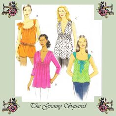 Hey, I found this really awesome Etsy listing at https://www.etsy.com/listing/204101634/v-neck-tops-and-tunics-with-sleeve-and