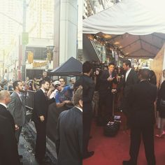 Toronto premier of @themanfromUNCLE