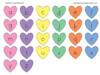 Lots of great preschool age Valentines activities.