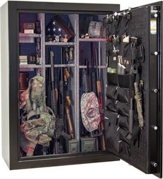 For The Tactical Operator (or Those Who What To Be). Red Interior Lights,  Door Panel Storage And Room For A Lot Of Guns. Liberty Tactical Phantom 48!