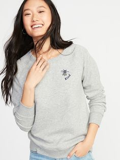 2020 Class of Arrow Heart 1 Kanga Pocket Sweater Mens Long Sleeve Sweatshirt
