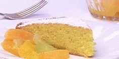 Orange Olive Oil Cake Recipe - LifeStyle FOOD