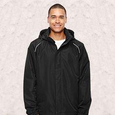 Ash City - Core 365 Mens Tall All Seasons Fleece-Lined Jacket-88224T