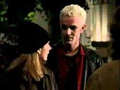"""Oh, yes. So much yes. """"Funny Spike Moments"""", compiled by a seriously devoted Buffy fan."""