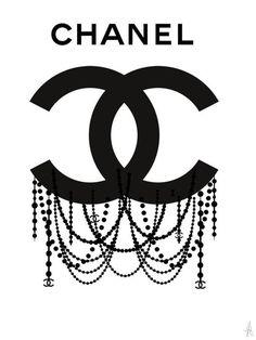 Chanel logo, Chanel poster, Chanel art, Ch … – Wallpaper World Chanel Logo, Poster Chanel, Chanel Print, Chanel Tattoo, Chanel Chanel, Coco Chanel Wallpaper, Chanel Wallpapers, Art Deco Wallpaper, Fashion Wallpaper