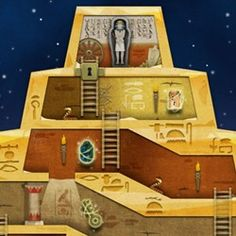 Ancient Egypt was one of the earliest and longest-lived civilisations, spanning almost 4000 years of history. Explore the world of Ancient Egypt by playing our games.