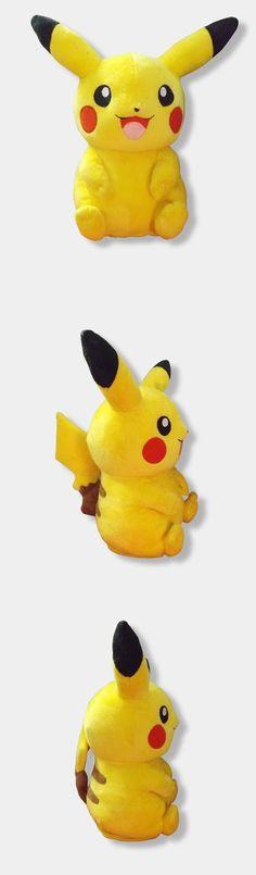 Charming Cat: Pikachu plush toy