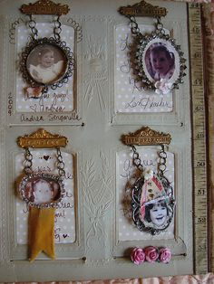 Andrea's Paper Doll Journal | by Vintage Flair