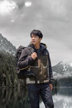 Lee Seung-gi Shows Manly Charm in Outdoor Pictorial Korean Star, Korean Men, Korean Actors, Lee Seung Gi, Mr Kang, Lee Sung, Asian Celebrities, Kdrama Actors, Drama Korea
