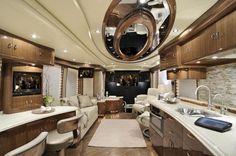 Luxury motor coach! Travel in style!