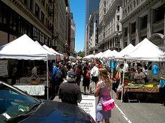 Downtown LA Historic Core Farmers Market