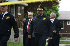 """Confronted with the bloodiest weekend in Chicago since being named police superintendent six weeks ago, Eddie Johnson on Monday called the gun violence """"completely unacceptable"""" and said the dozens of shootings highlight """"the uphill battle"""" confronting police."""