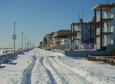 Crazy Winter in Ocean City