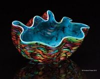 Dale Chihuly - blown glass - art