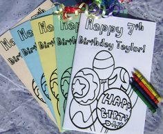 These books are perfect for your son or daughter's Birthday party! By Raspberry Hill