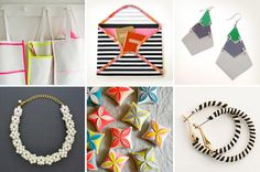 Tutorials for jewelry, bags and more   How About Orange