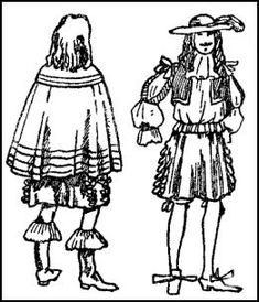 the 111 best nell gwynn images on pinterest costume design Baldric Men 1660 feathered hats and cloaks shoes shown are square toed and high heelded they are also shown with a long bow