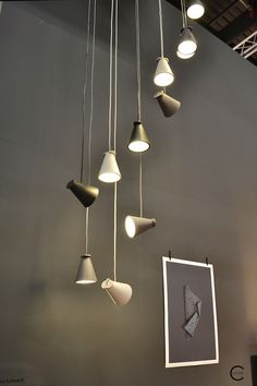 Lighting fixtures by MENU spotted by C-More interiorblog at IMM Cologne 2015 C-More |design + interieur + trends + prognose + concept + advies + ontwerp + cursus + workshops