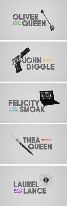 #Arrow #Season4 #TeamArrow   weapon of choice theme