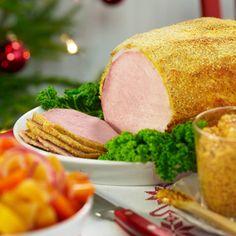 Julskinka i ugn - recept på hur du gör | Mitt kök Christmas Brunch, Charcuterie, Cornbread, Menu, Ethnic Recipes, Food, Menu Board Design, Hoods, Meals