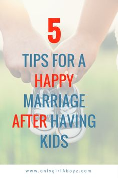 happy marriage after kids