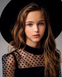 Children Models Beautiful Child Model