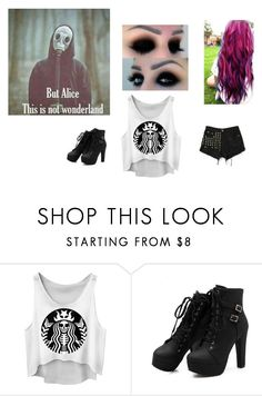 """Untitled #521"" by emohipster ❤ liked on Polyvore featuring WithChic"