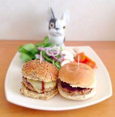 Teriyaki burger maison