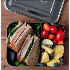 Great site for on the go food storage
