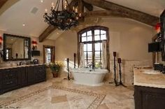 Old World Elegance - Haley Custom Homes