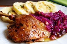 Slovak Recipes, Czech Recipes, Food 52, Bon Appetit, Steak, Pork, Food And Drink, Cooking Recipes, Chicken