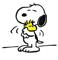 Snoopy and Woodstock by stridzio on DeviantArt - Hackfleischpizza Vom Blech Snoopy The Dog, Snoopy Hug, Snoopy Und Woodstock, Snoopy Shirt, Snoopy Tattoo, Vinyl Decor, Cute Cartoon Wallpapers, Cartoon Images, Snoopy Drawing