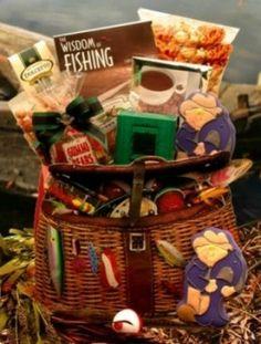 Diy easter basket for him boyfriend husband fiance holiday diy homemade gift baskets for men negle Choice Image