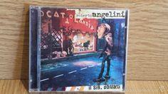 ROBERTO ANGELINI. IL SIG. DOMANI. CD / VIRGIN-ITALIA - 2001. 11 TEMAS / CALIDAD LUJO.
