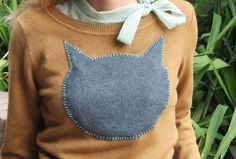 Wonderful Ideas for Refashion Your Old Sweater