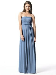Great place for bridesmaid dresses. My favorite colors on this site are periwinkle; cornflower; Windsor blue...