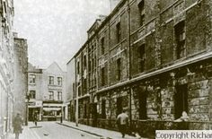 Thrawl Street where Mary Nichols, the first victim of Jack the Ripper was lodging at the time of her murder on August 31st 1888.