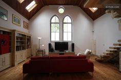 Renovated York Eco Chapel in York from $162 per night