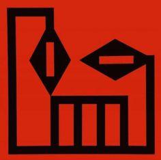Mária Balážová is listed (or ranked) 17 on the list Famous Geometric Abstract Art Artists