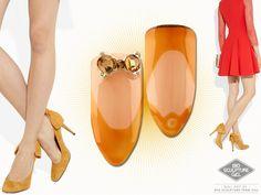 A shoe with a bow, Bio Sculpture colors, Bio Edgi Art and voilà.a beautiful creative idea! Bio Sculpture, Bow, Colors, Creative, Fashion Trends, Beautiful, Shoes, Arch, Longbow