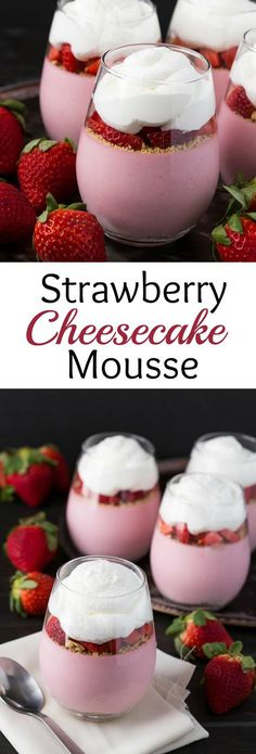 Ingredients  Produce 8 cups Strawberries, fresh Baking & Spices 1/2 cup Granulated sugar  1/8 tsp Salt  Snacks  1 cup Graham cracker crumbs  Dairy  8 oz Cream cheese 1 cup Heavy cream  Desserts  1 envelope Gelatin, unflavored powder
